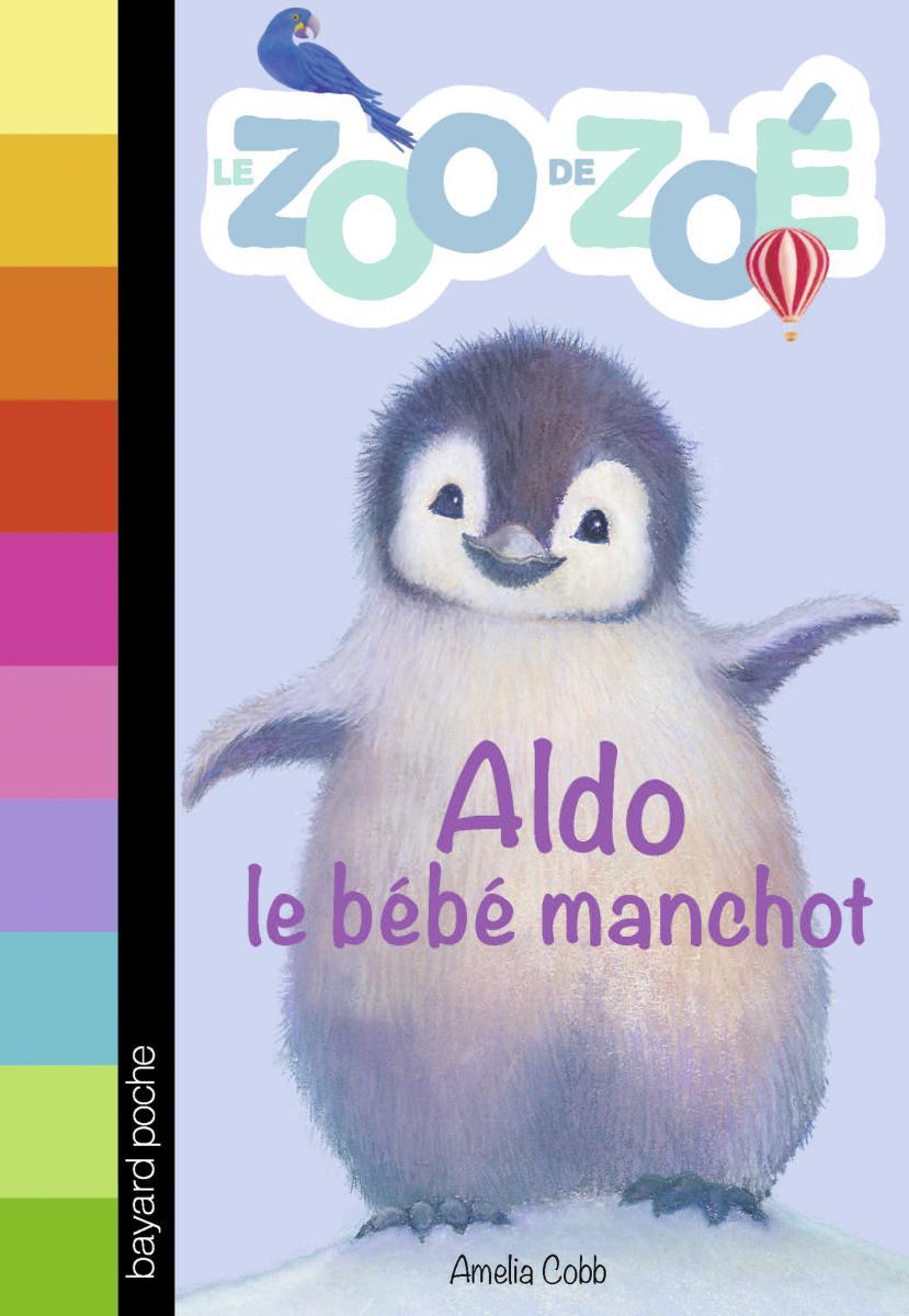 Couverture de «Aldo, le bébé manchot»