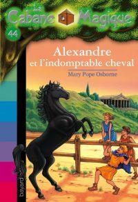 Couverture «ALEXANDRE ET L'INDOMPTABLE CHEVAL»