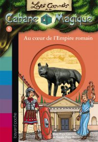 Couverture « AU COEUR DE L'EMPIRE ROMAIN »