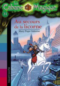 Couverture «AU SECOURS DE LA LICORNE»