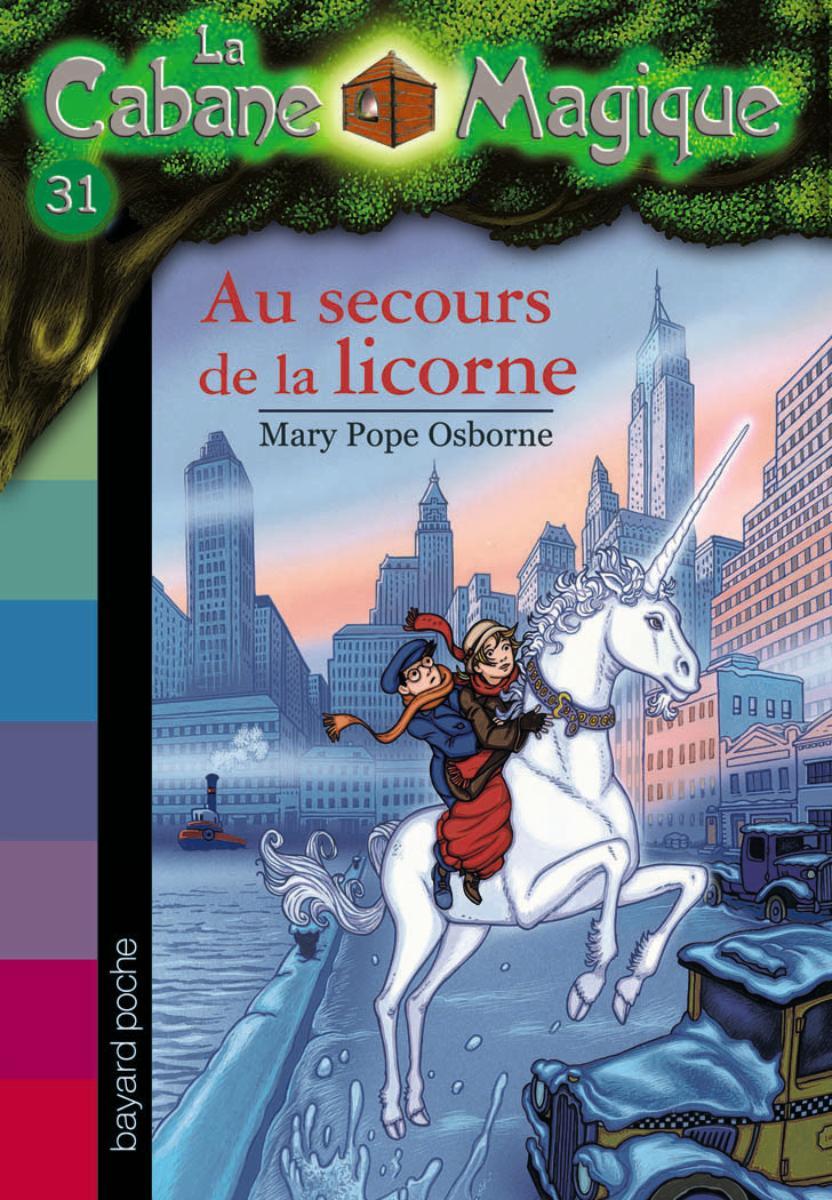 Couverture de «AU SECOURS DE LA LICORNE»