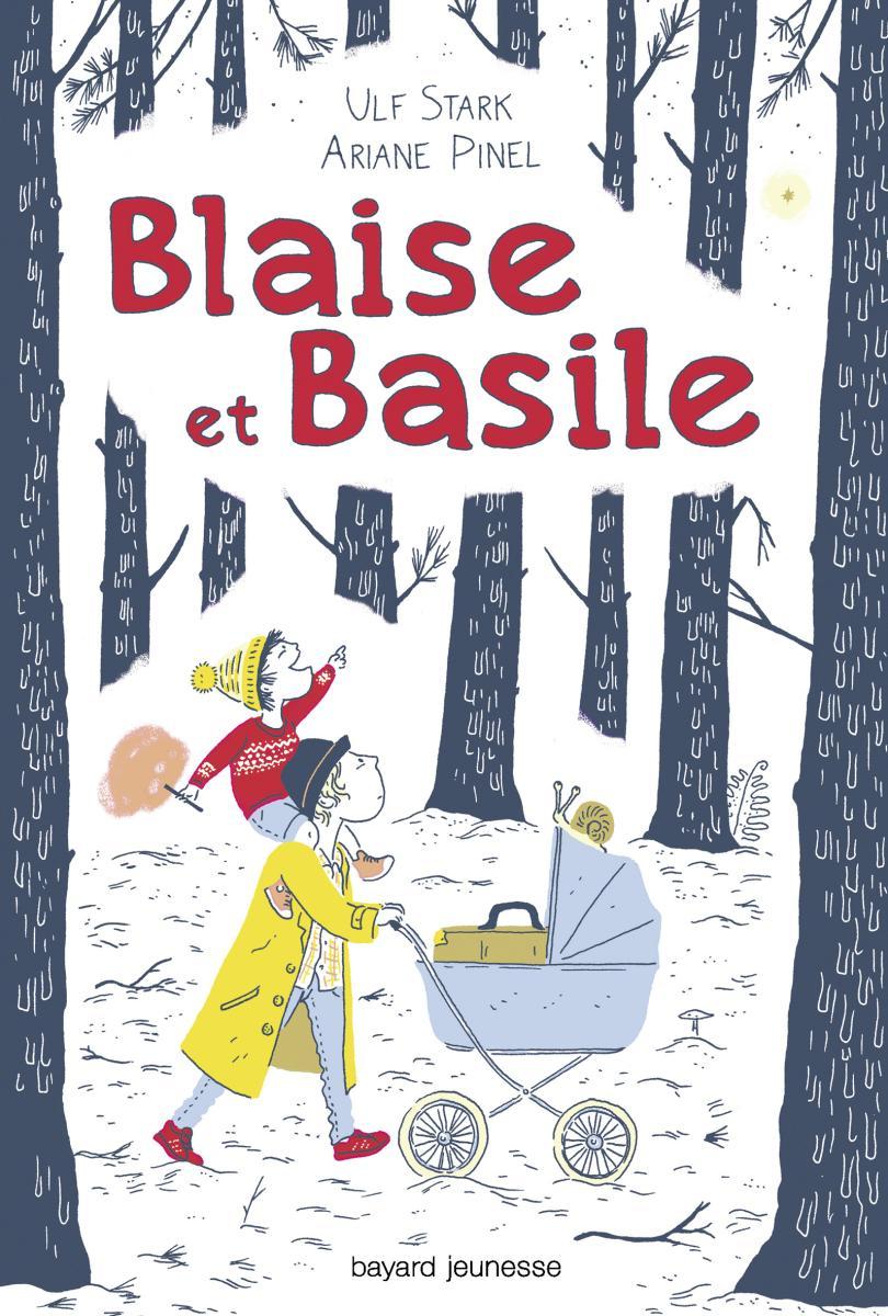 Couverture de «Blaise et Basile»