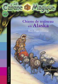 Couverture «Chiens de traîneau en Alaska»