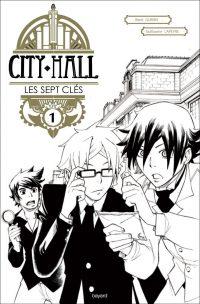 Couverture «CITY HALL 1 – LES SEPT CLÉS»