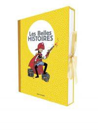 Couverture «Coffret 2 Les belles histoires des tout-petits»
