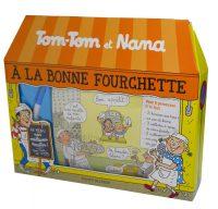 Couverture «Coffret BONNE FOURCHETTE Tom-Tom et Nana»