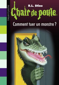 Couverture « COMMENT TUER UN MONSTRE »