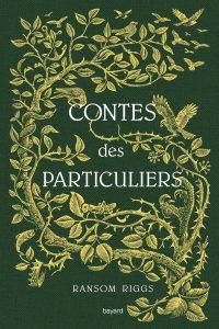 Couverture «Contes des particuliers»