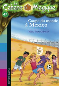 Couverture « Coupe du monde à Mexico »