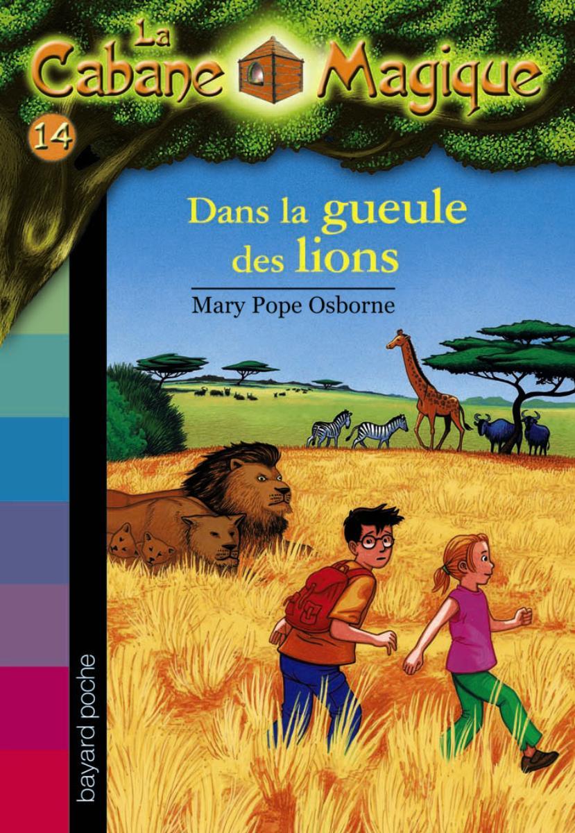 Couverture de «Dans la gueule des lions»