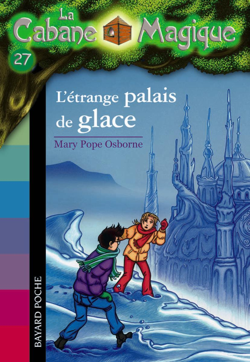 Couverture de «ETRANGE PALAIS DE GLACE»