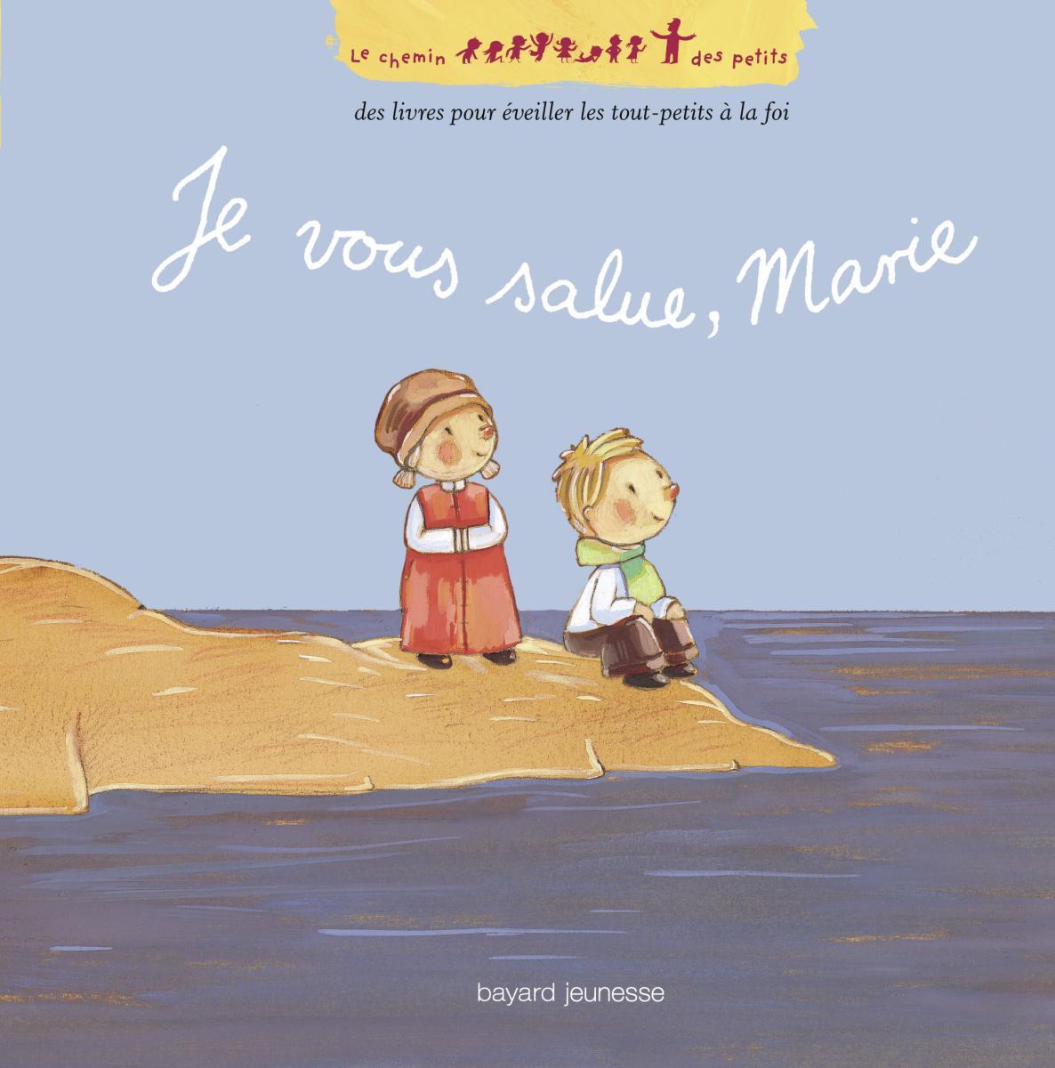 Couverture de «JE VOUS SALUE, MARIE – NOUVELLE ÉDITION»