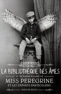 Couverture «LA BIBLIOTHÈQUE DES ÂMES»