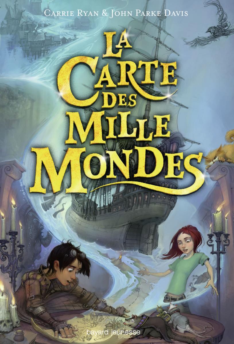 Couverture de «LA CARTE DES MILLE MONDES»