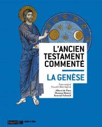 Couverture «La Genèse commentée»