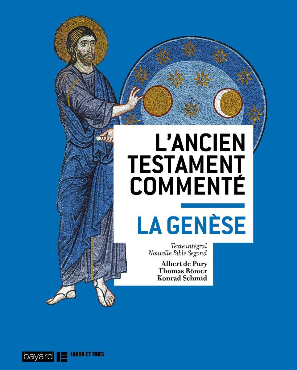 Couverture de «La Genèse commentée»