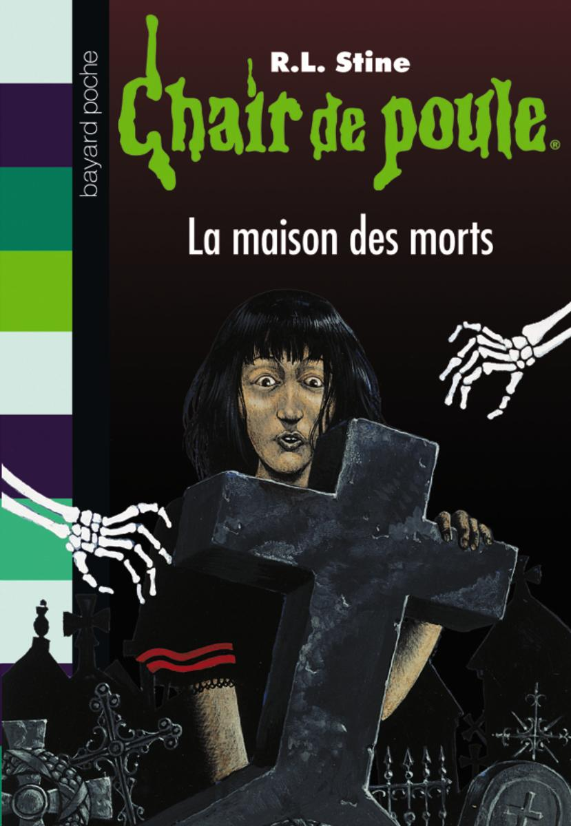 Couverture de «LA MAISON DES MORTS»