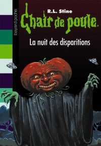 Couverture « LA NUIT DES DISPARITIONS »