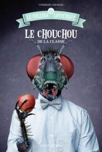Couverture «LE CHOUCHOU DE LA CLASSE»