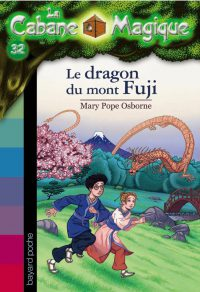 Couverture « LE DRAGON DU MONT FUJI »
