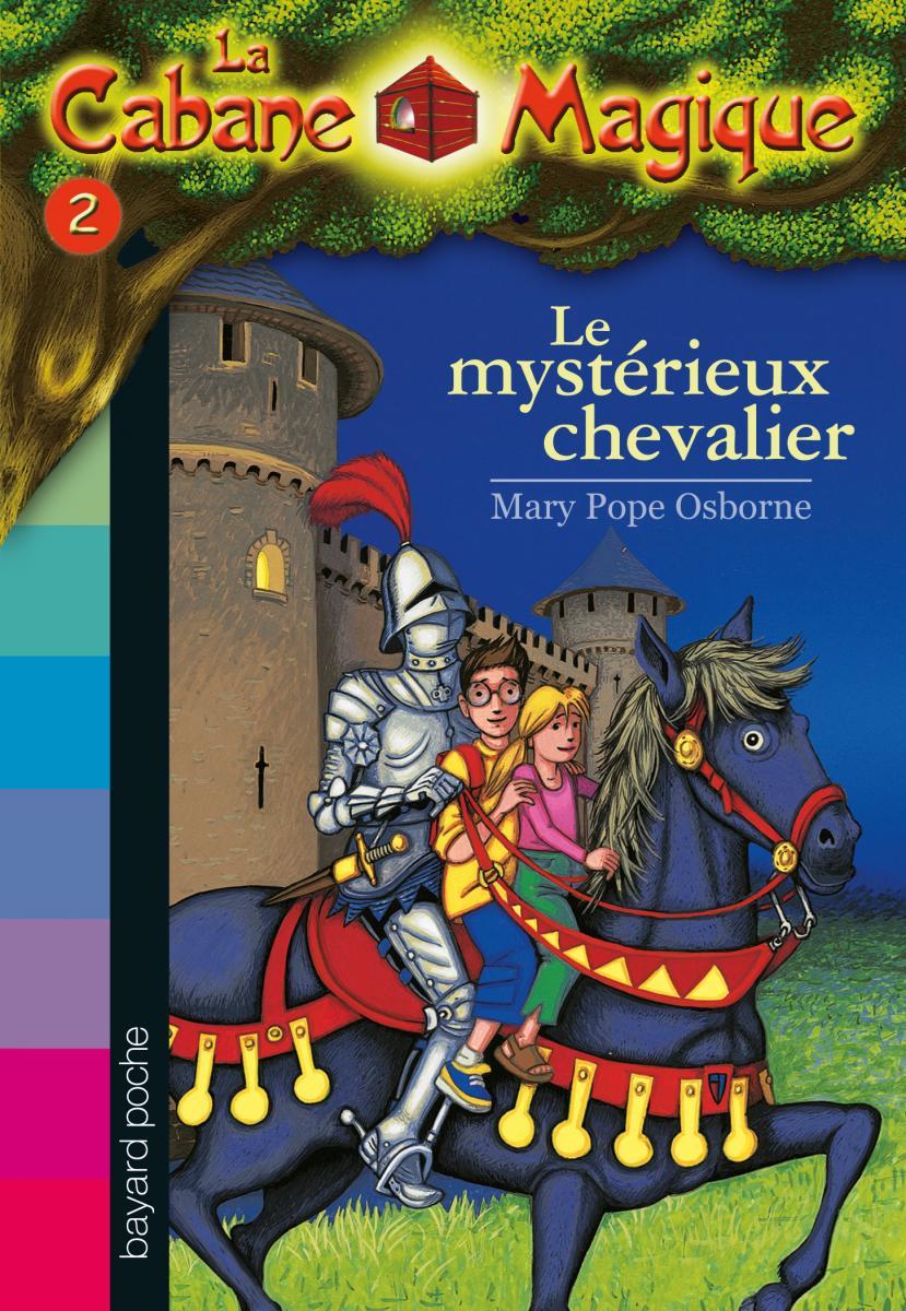 Couverture de «LE MYSTERIEUX CHEVALIER»