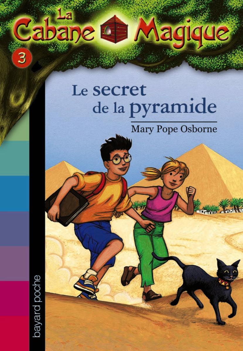 Couverture de «Le secret de la pyramide»