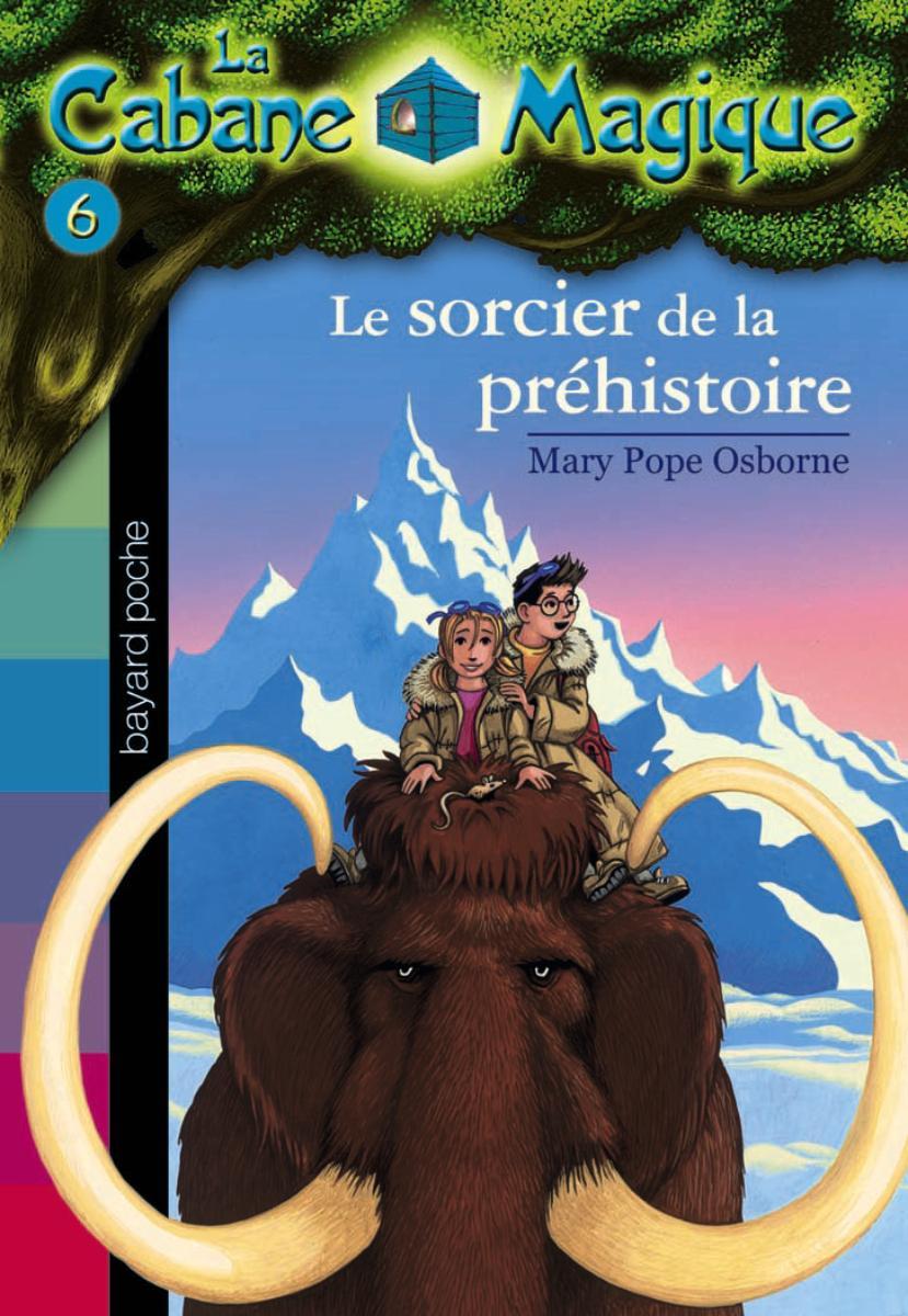 Couverture de «Le sorcier de la préhistoire»