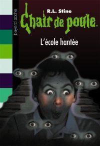 Couverture «L'ÉCOLE HANTÉE»