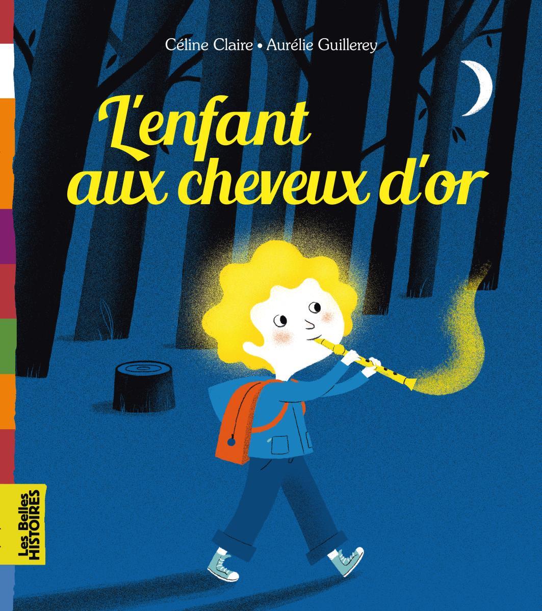 Couverture de «L'ENFANT AUX CHEVEUX D'OR»