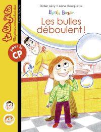 Couverture «LES BULLES DÉBOULENT ! BASILE BAZAR N°1»