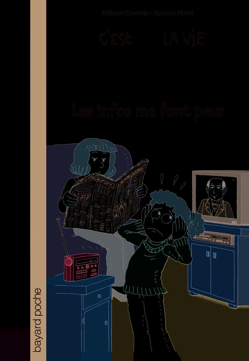 Couverture de «LES INFOS ME FONT PEUR (RELOOK)»