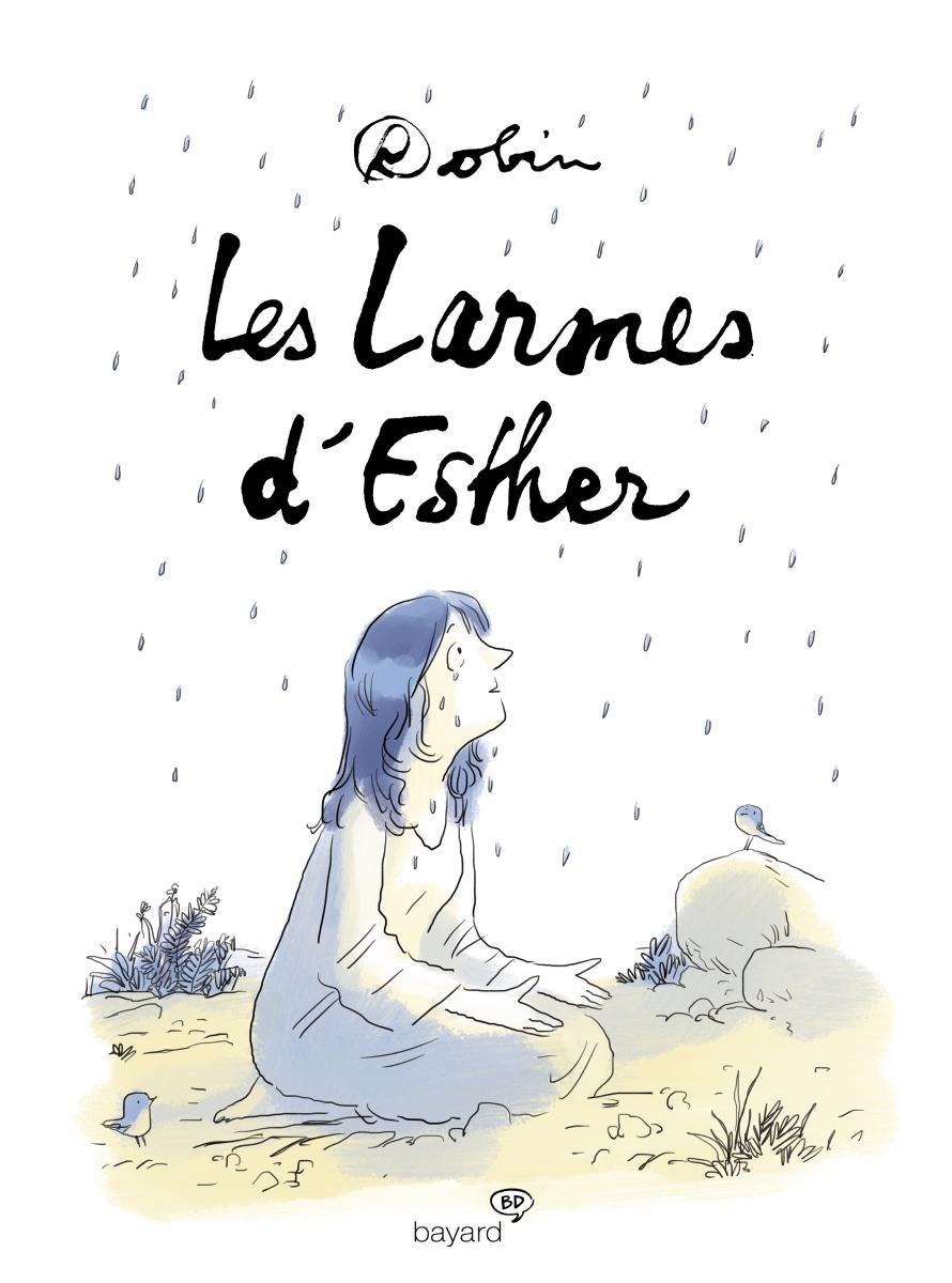 Couverture de «Les larmes d'Esther»