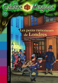 Couverture «LES PETITS RAMONEURS DE LONDRES»