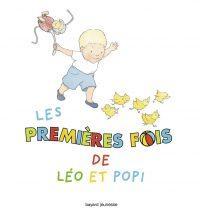 Couverture «Les premières fois de Léo et Popi»