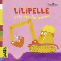 Couverture «Lilipelle et le doudou perdu»