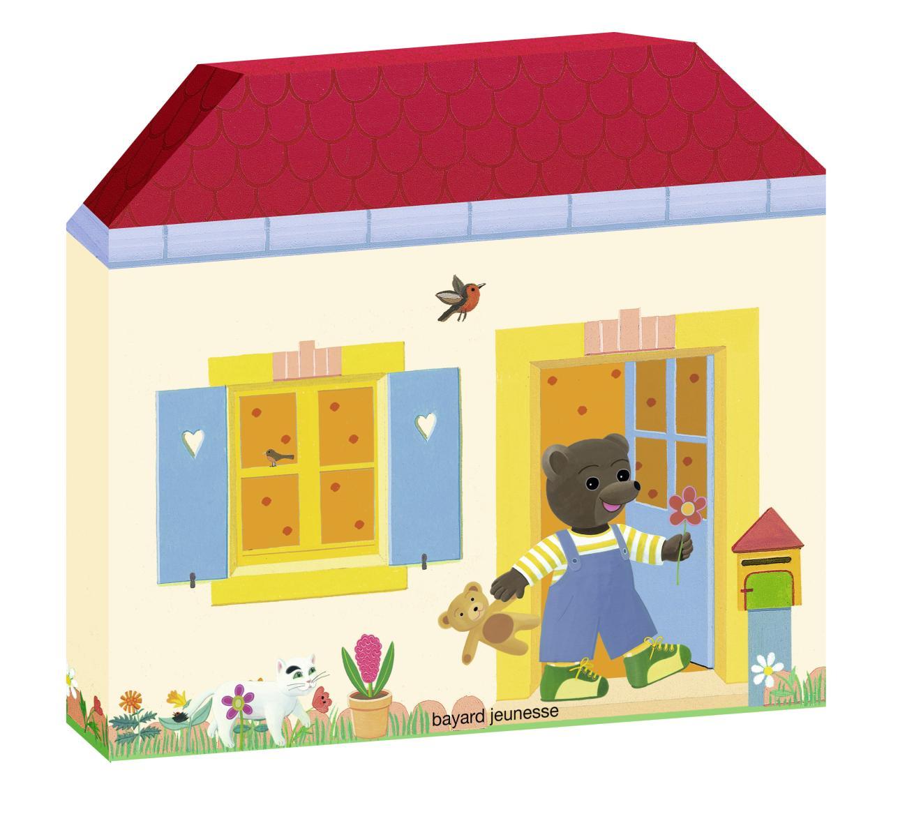 Couverture de «Ma maison à histoires»