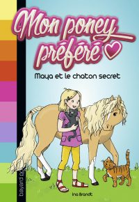 Couverture « MAYA ET LE CHATON SECRET »