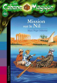 Couverture «Mission sur le Nil»