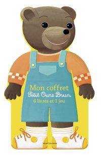 Couverture «Mon coffret Petit Ours Brun»
