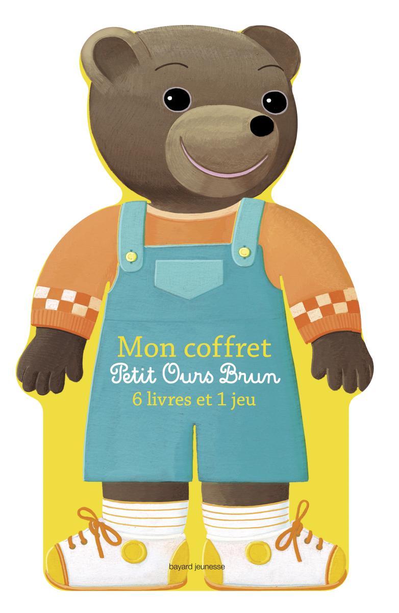 Couverture de «Mon coffret Petit Ours Brun»