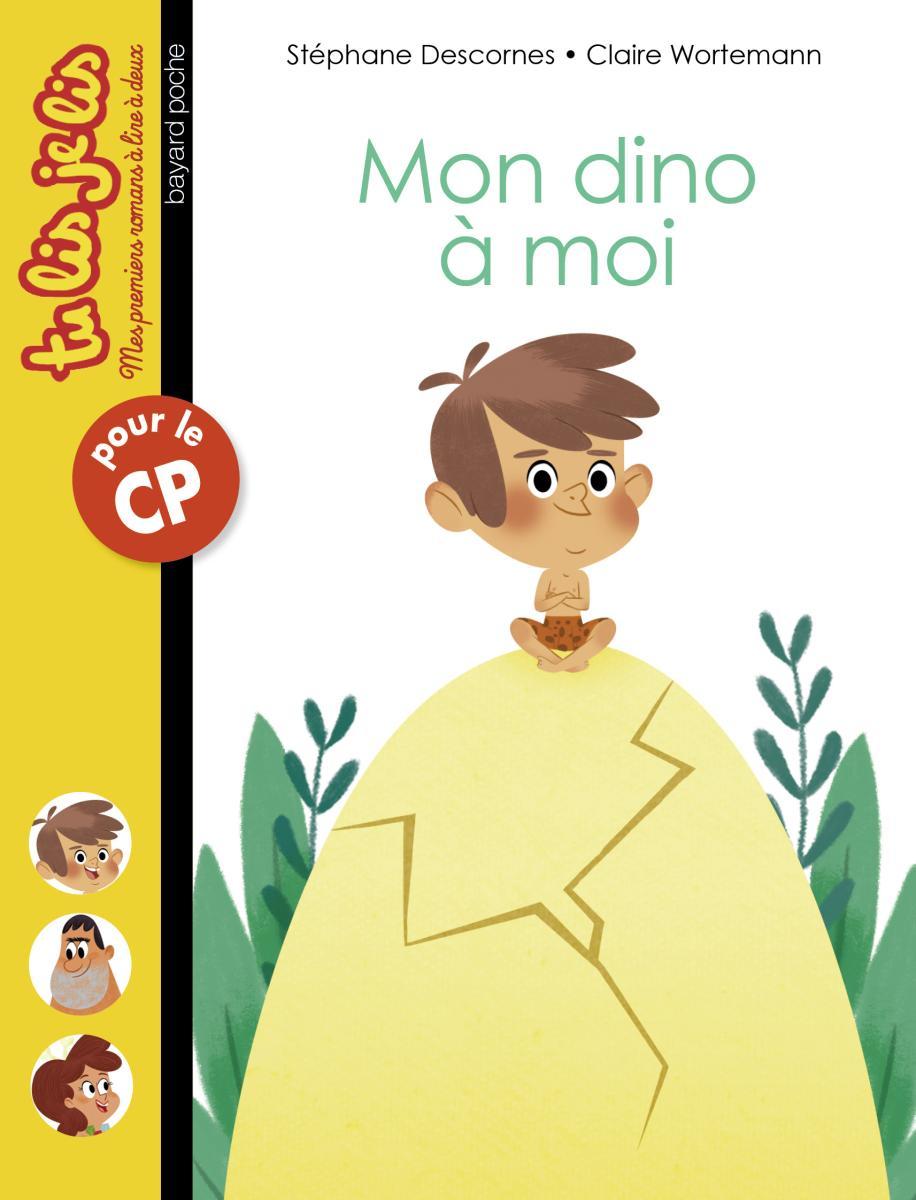 Couverture de «Mon dino à moi»