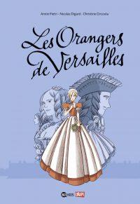 Couverture «Orangers de Versailles»
