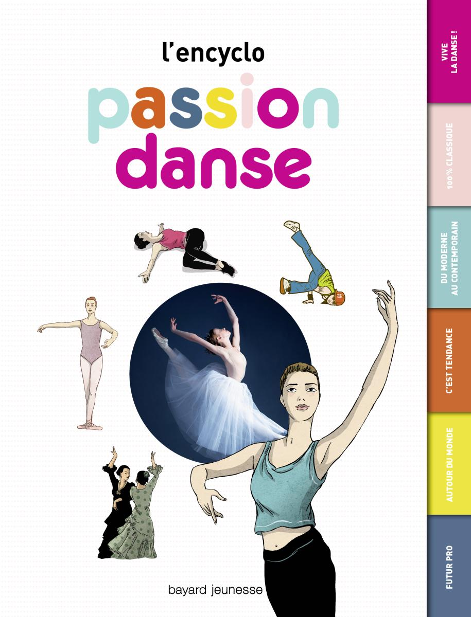 Couverture de «PASSION DANSE – L'ENCYCLO»