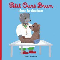 Couverture «Petit Ours Brun chez le docteur»