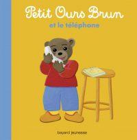 Couverture «Petit Ours Brun et le téléphone»