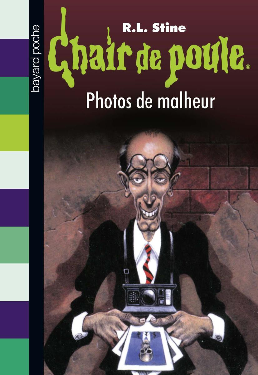 Couverture de « Photos de malheur »