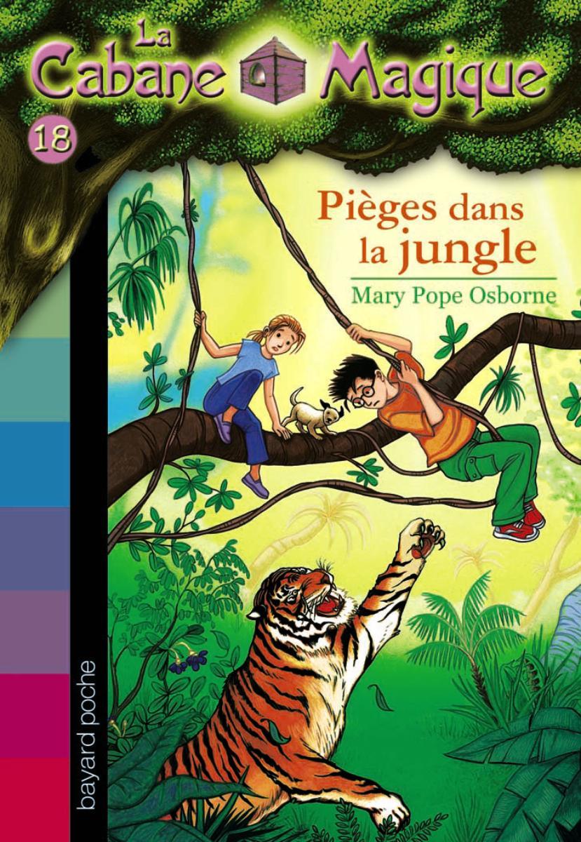 Couverture de «Pièges dans la jungle»