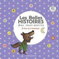Couverture «Recueil Belles histoires des tout petits avec CD»