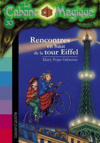 Couverture «RENCONTRE EN HAUT DE LA TOUR EIFFEL»