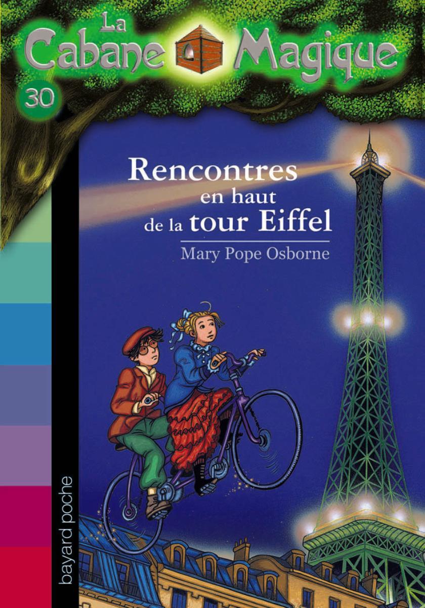 Couverture de «RENCONTRE EN HAUT DE LA TOUR EIFFEL»